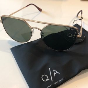 QUAY Australia Sante Fe Sunglasses New